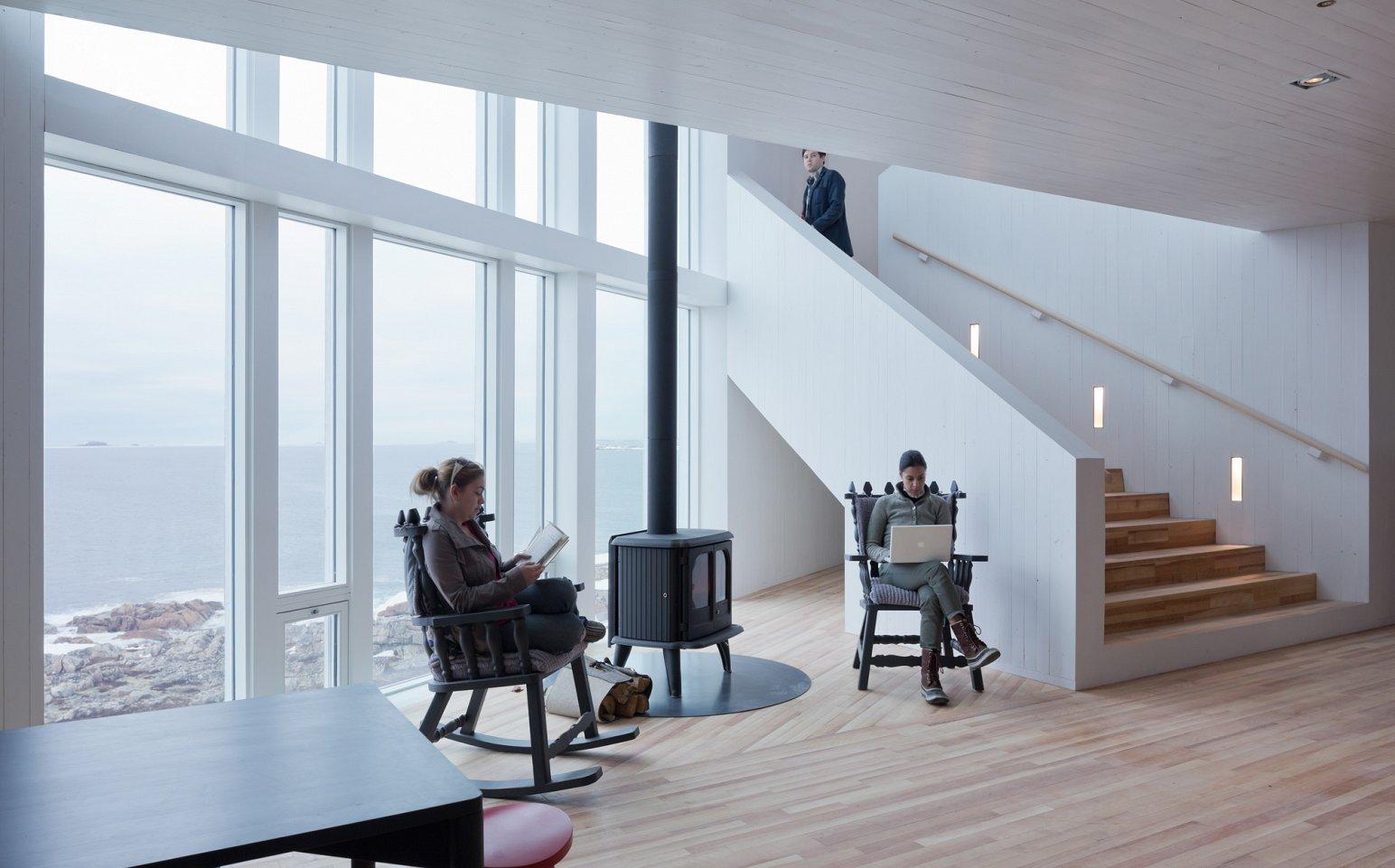 Furniture For Fogo Island Inn Work Ineke Hans Studio