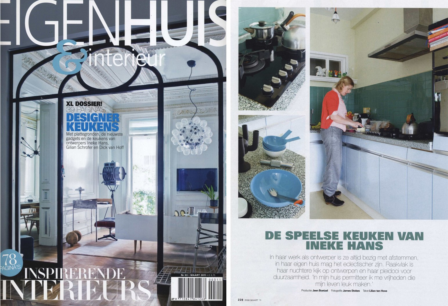 Publications ineke hans studio for Huis interieur stijlen
