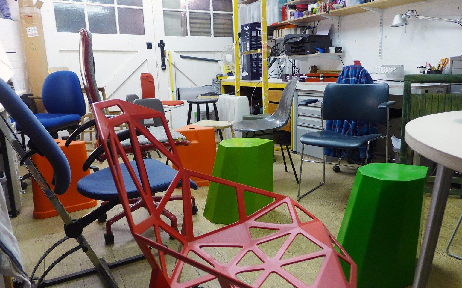 REPORT studio-salon #5: furniture & social context - Reports   Ineke ...
