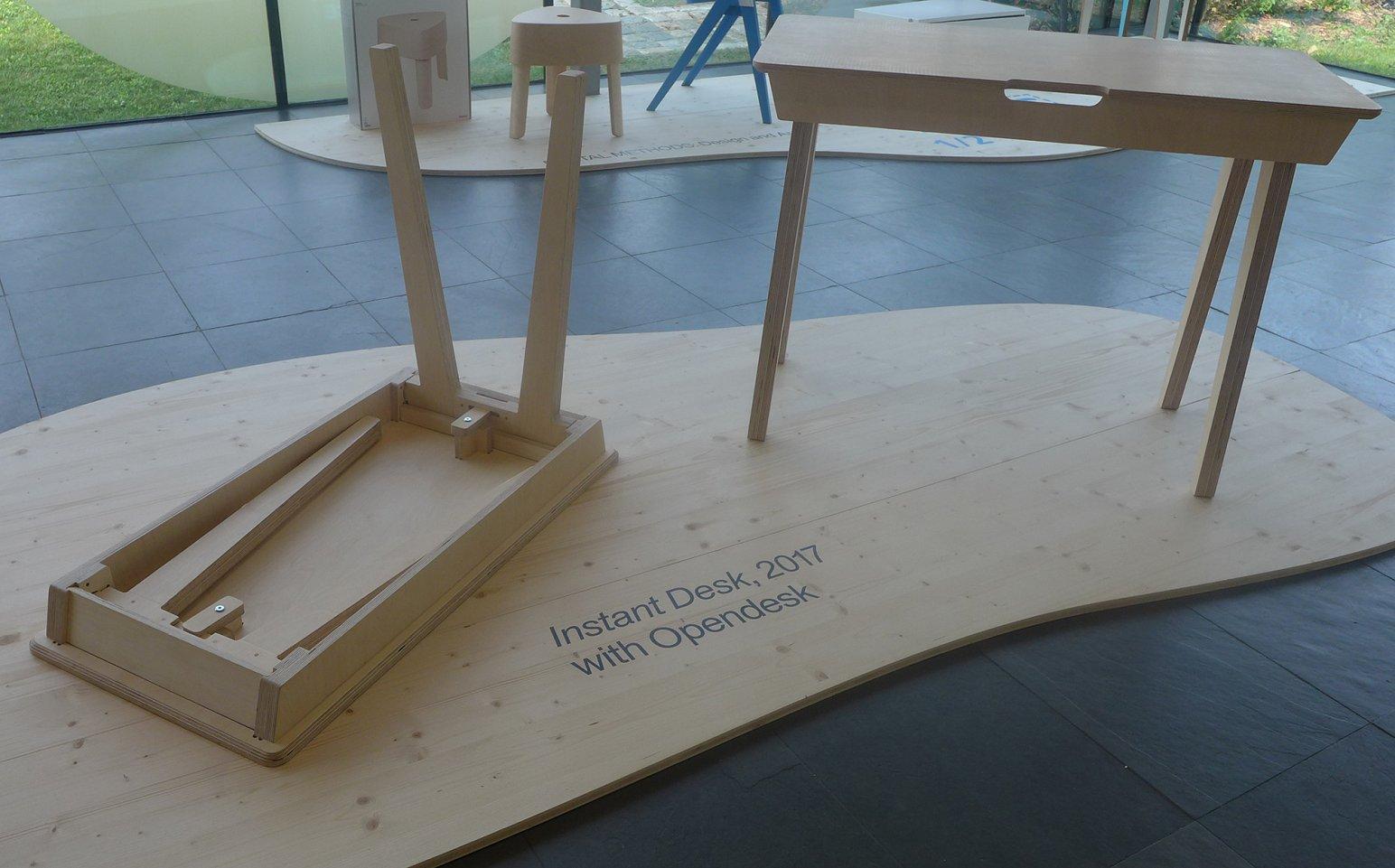 Instant Desk - Work | Ineke Hans Studio