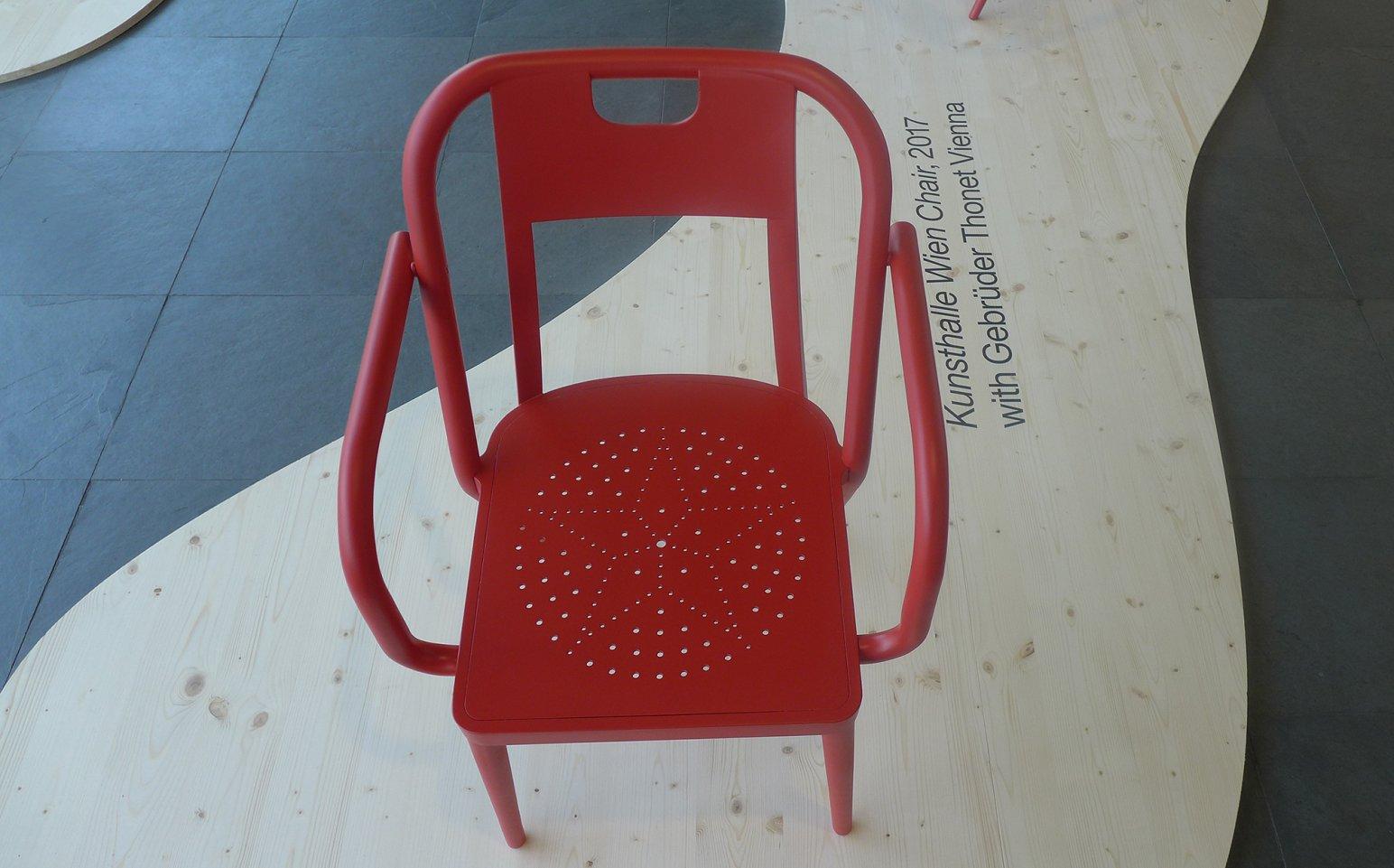 Kunsthalle Wien Chair