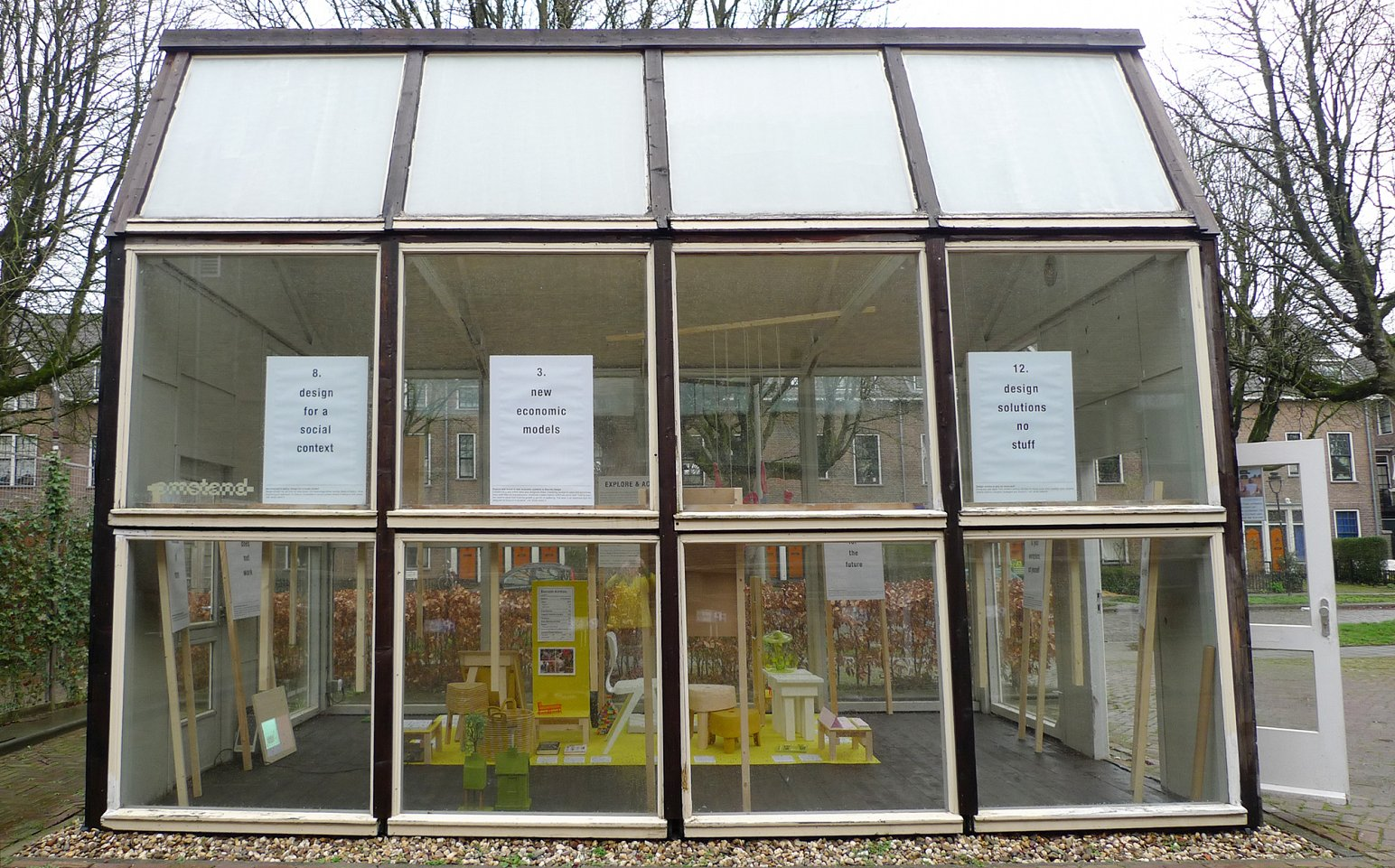 Grote Opbergkist Loungekussens.News Ineke Hans Studio