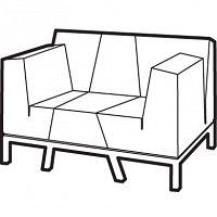 loveseat low