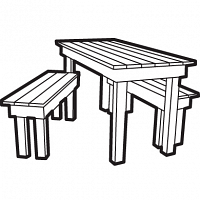 beertable set