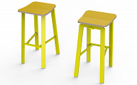 baak bar stool hpl